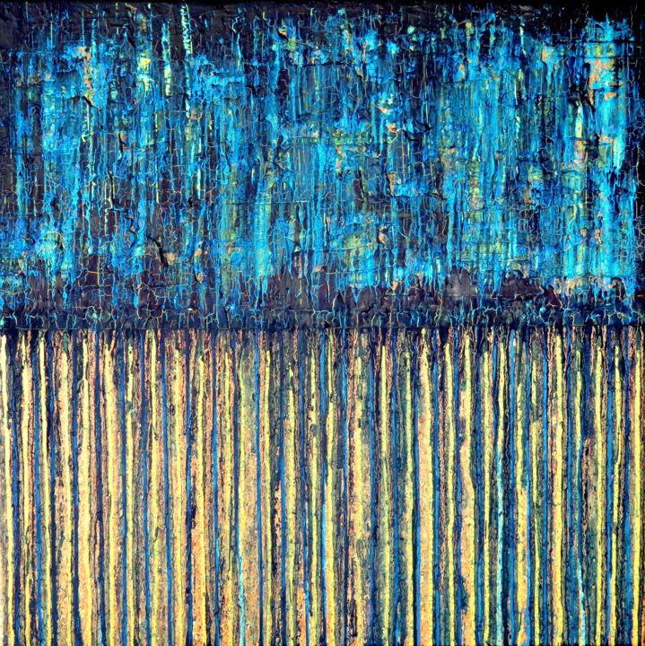 Carla Sá Fernandes - Blue Gold No. 3